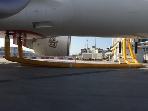 Innovative Cavotec PCA systems enhance passenger comfort, operational efficiency at Dubai International
