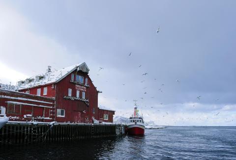 Sjømateksport for 21,3 milliarder i første kvartal