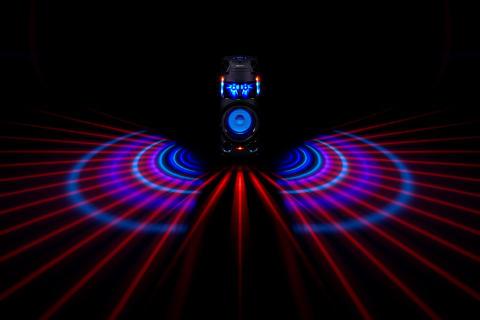 Sony predstavlja novu liniju audio sustava visoke snage za vrhunsku zabavu