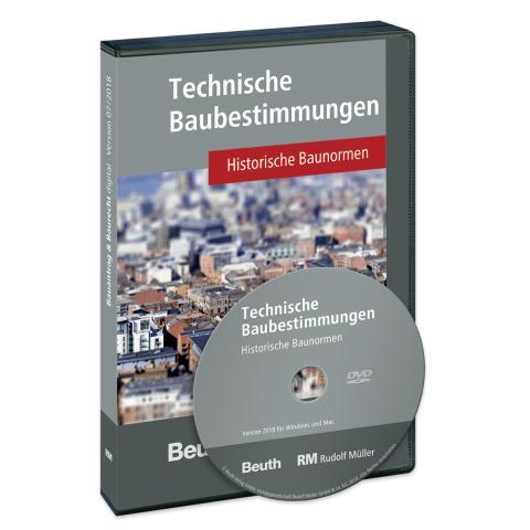 Technische Baubestimmungen – Historische Baunormen, Version 2018