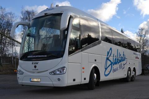Äntligen en flygbuss till Linköping City Airport!