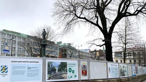 Brunnsparken öppnas 17 februari