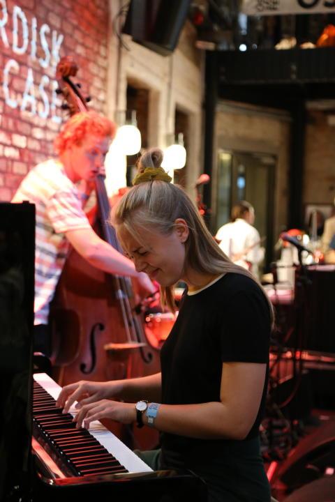 Kongle Trio, Oslo Jazzfestival