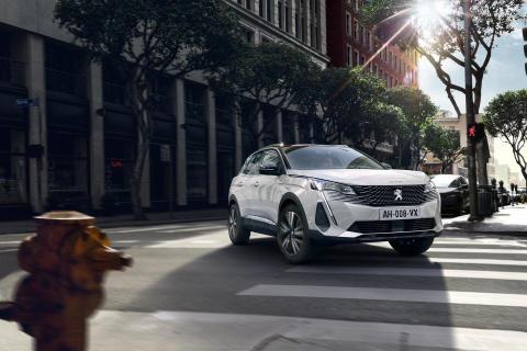 Nya Peugeot 3008 – nu hos svenska Peugeotåterförsäljare