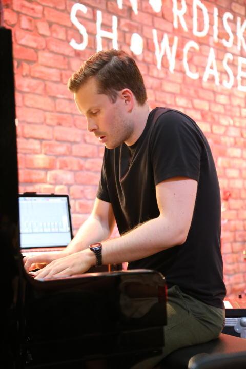 Benjamin Mørk, Oslo Jazzfestival