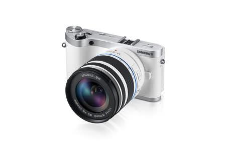 Smart Camera med WiFi: En ekstra dimension med NX300