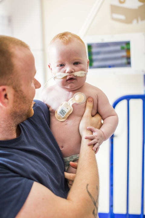 Isansys Lifecare to showcase its wireless patient monitoring technology which is helping save young children's lives