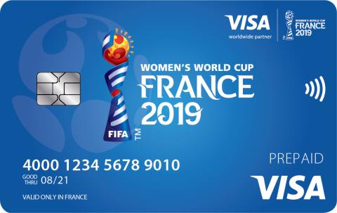 Visa mukana nostamassa naisten jalkapallon suosiota