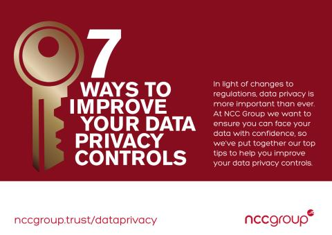 International Data Privacy day: How to face your data with confidence