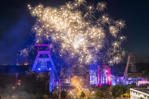 Erlebnis und Spektakel in der Nacht der Nächte: Die ExtraSchicht am 29. Juni 2019