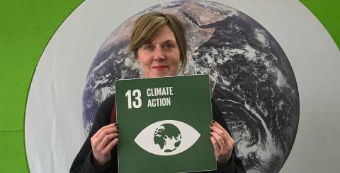 Westanderkonsult klimattränad av Al Gore