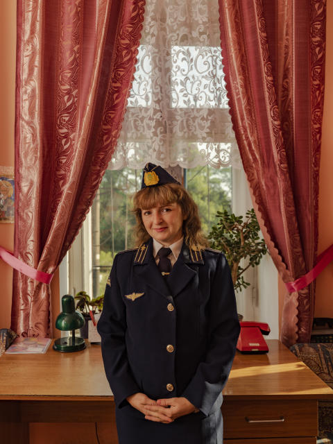 © Sasha Maslov, Ukraine, Finalist, Professional competition, Portraiture, 2020 Sony World Photography Awards