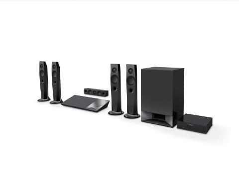 High-Resolution-Audio Line-up von Sony