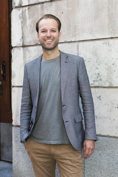 Daniel Larsson ny vd för DIBS Payment Services