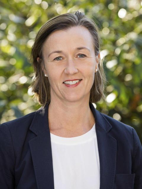 Vicedirektør Janni Torp Kærgaard