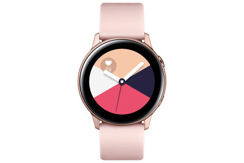 Galaxy Watch Active_Rose Gold