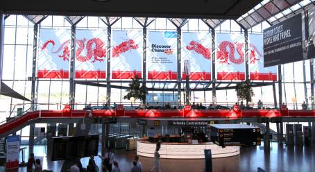 Air China firar 25 år på Arlanda, Airport City Stockholm