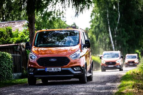 Ford Survival Day: Na Katlově se sešla dobrá parta