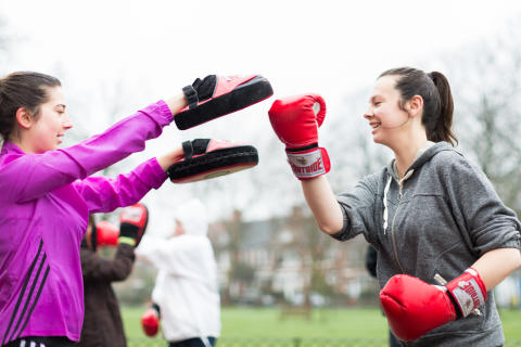 Satellite Club funding available to tackle physical activity gender gap