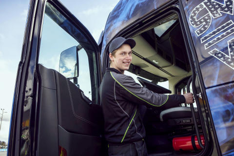 Snart dags för årets Kvaltävlingar inför Yrkes-SM för unga lastbilsförare