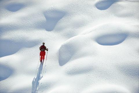 RIDE SAFE. En kväll om skidfotografi, offpiståkning, laviner, snö och säkerhet i bergen.