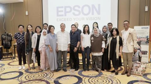 Epson untuk Perkembangan Industri Fashion & Apparel