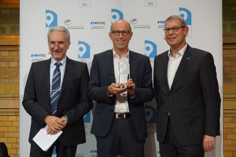 Digital independence for forwarders: idem telematics wins German Telematics Award
