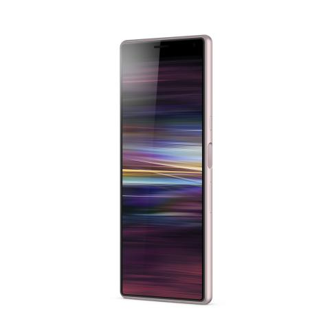 Xperia 10_front40_pink