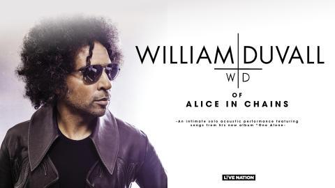 WILLIAM DUVALL FRA ALICE IN CHAINS TIL OSLO!