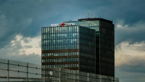 Sopra Sterias hovedkontor på Posthuset