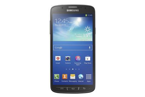 Samsung Galaxy S4 Active i vått och torrt