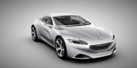 Nya Peugeot Media Center – snabbare, enklare och mobilt