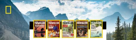 National Geographic Traveller launches on Readly