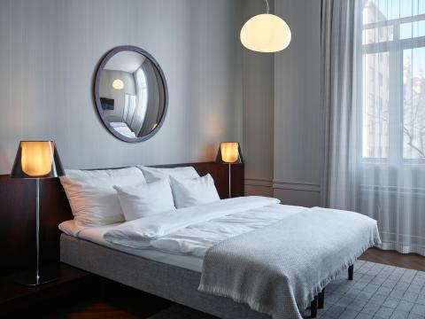 Bergen Børs Hotel, Suite
