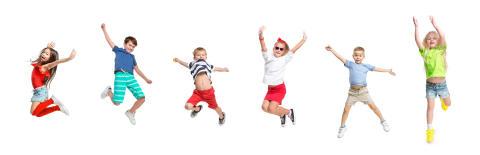 Isompi vaihde päälle Healthy Kids of Seinäjoen edistämisessä