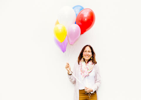 Christine Bronner von der Stiftung Ambulantes Kinderhospiz München.