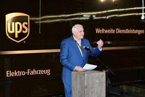 Frank Sportolari, UPS