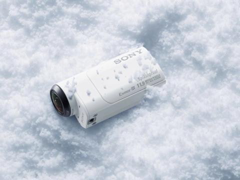 Sony Action Cam: vainqueur du magazine Saldo