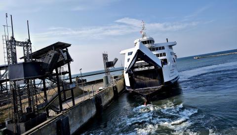 Havne Rødby Puttgarden