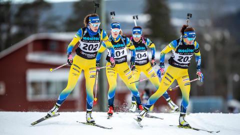 Telia kopplar upp världscupen från Östersund - möjliggör att fler kan se Skidskyttefinalen