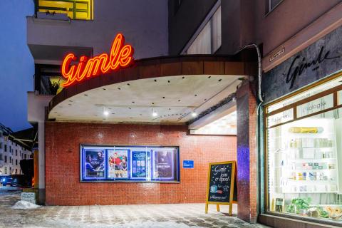 Gimle kino i Oslo feirer 80 år