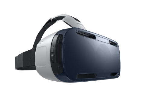 Samsung præsenterer Gear VR – headsettet til mobil Virtual Reality