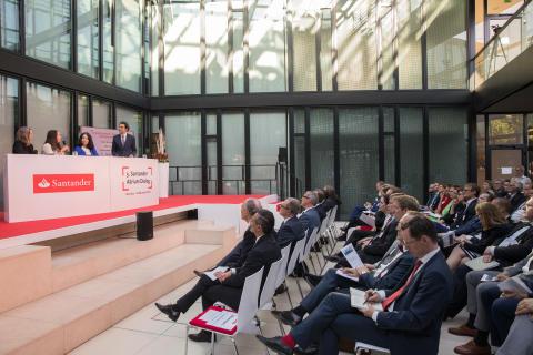 5. Santander Atrium-Dialog: Diversity ist anstrengend - aber es lohnt sich