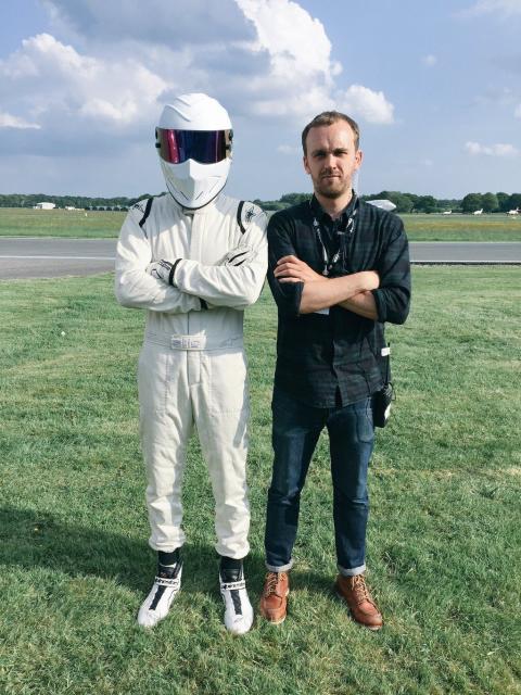 Top Gear? Top career!