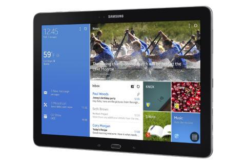 Tag hele kontoret med på farten med Samsung Galaxy NotePRO og TabPRO