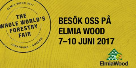 Besök oss på Elmia Wood