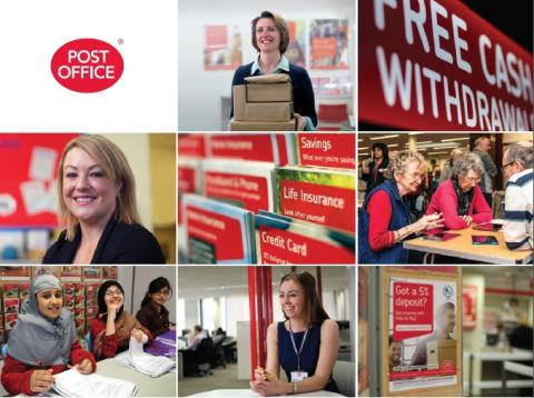 Post Office Annual Report Statement 2013 - 2014