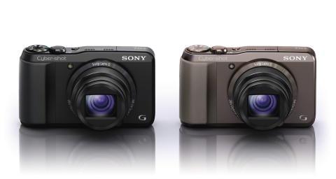 Cyber-shot DSC-HX20 von Sony_Gruppe 01