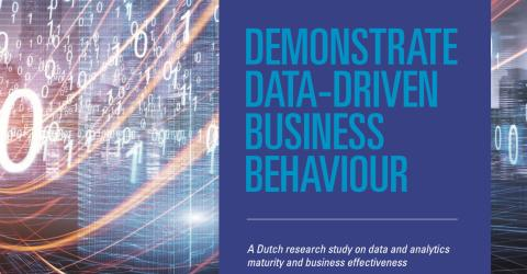 Focus on data growth opportunity for 8 out of 10 Dutch organisations