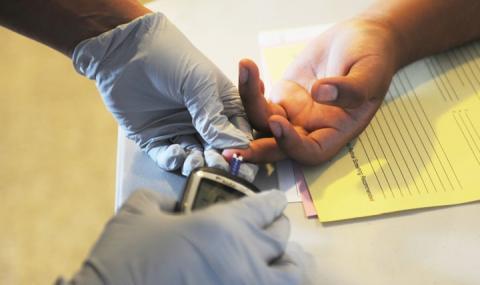Testa ditt blodsocker gratis på Hovet